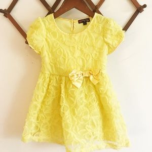 Other - Yellow dress size 5